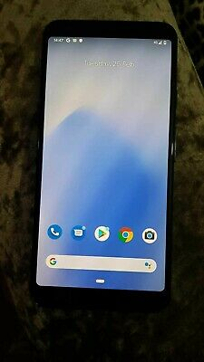 Google Pixel 3a XL - 64GB - Just Black (Unlocked) Smartphone