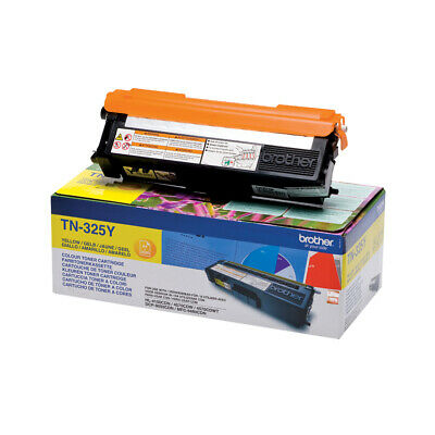 Brother Toner TN-325Y, yellow (3.500 Seiten)