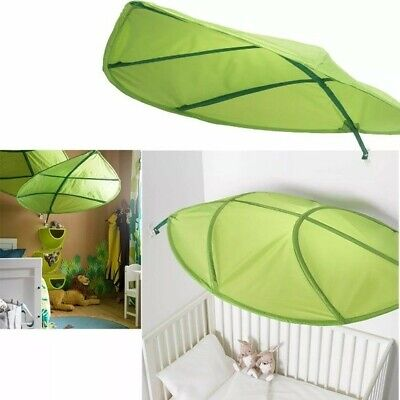 Ikea 'Löva' Leaf Shade/Canopy For Kids Room X 2 - Brand New In Pack
