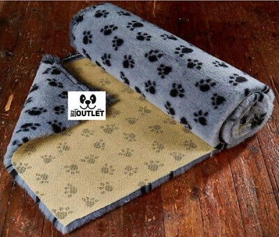 Professional Quality Vet Bed / Bedding NON SLIP Pet Whelping Dog Puppy