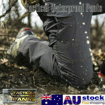 Mens Tactical Waterproof Pants - FAST FREE SHIPPING