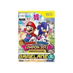 Mario & Sonic at the London 2012 Olympic Games (Nintendo Wii, 2011)