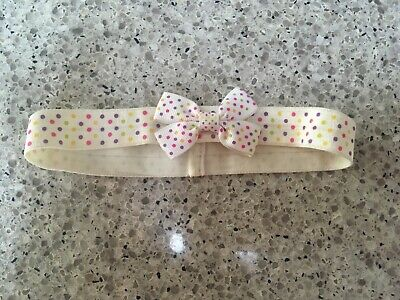 Baby girls headband head band accessories