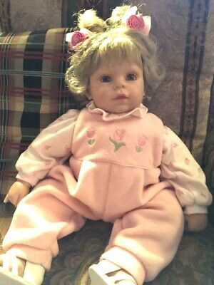 Adora Name Your Baby Doll By Frank Young Older Adora Doll