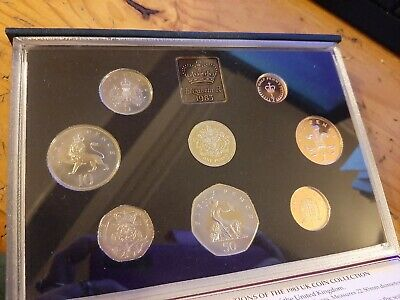 United Kingdom Proof Coin Collection 1983