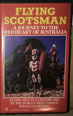 Flying Scotsman to the Red Heart  VHS video 1989