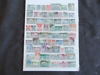 British Commonwealth  - Various Mint And Used Stamps (5)