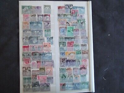 British Commonwealth  - Various Mint And Used Stamps (3)