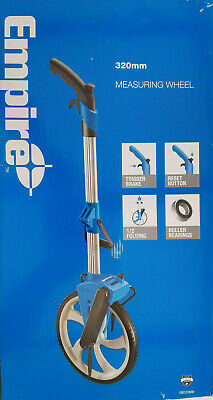 Empire 320mm Measuring Wheel - Brand New, Boxed & Unopened