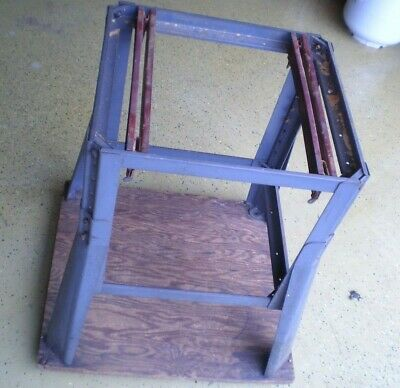 """Leg Assembly Base Stand for Older Model 8 or 9"""" Sears Craftsman Table Saw"""