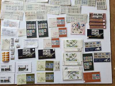 Canadian Postage Stamps Estate Collection