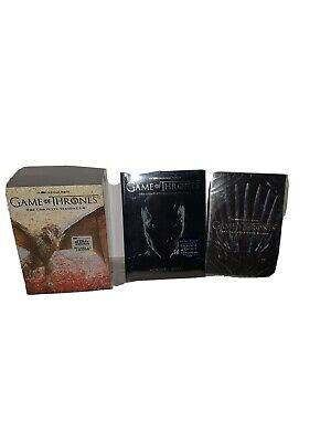 Game of Thrones Complete Series Season 1-8 DVD Free Shipping