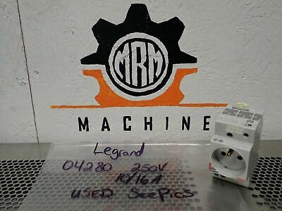 Legrand 04280 Power Socket 250V 10/16A Used With Warranty