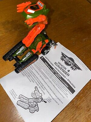 Transformers Beast Machines - Vehicon Scavenger By Hasbro in 2000