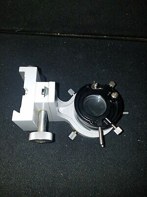 Carl Zeiss Ultraphot II Microscope Substage Condenser Bracket - Polarizer