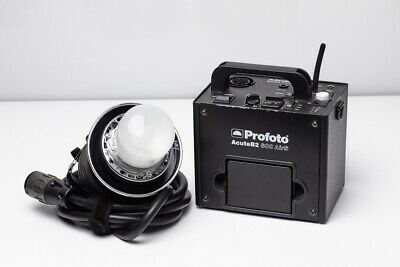 Profoto Acute B2 600 AirS Pack and Head