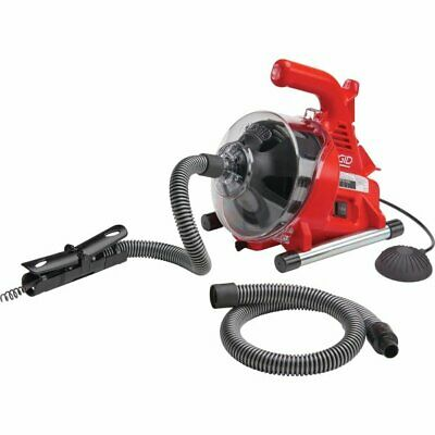 Ridgid Powerclear Drain Cleaner Machine