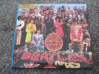 THE BEATLES Sgt. Peppers Mono Mix   ODEON  PROMO    mint