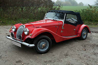 Classic 1971 MOSS Roadster 1.3 Kit Car based on TRIUMPH Herald - UK Registration