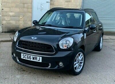 BMW Mini Cooper Countryman 2016/66 1.6 Petrol Chilli Pack ONLY 10,000 Miles