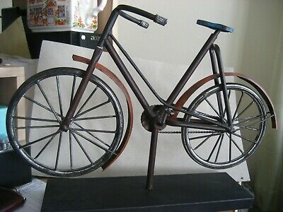 Decorative  Bicycle On Stand 30Cms Tall