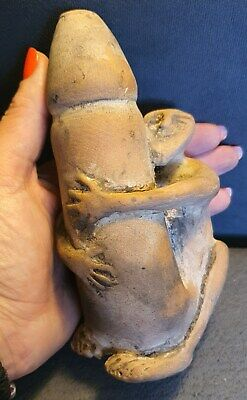 Very Rare pottery, IDUL Neolithic Age ,Ritual Idol for fertily ,circa 2800 BC