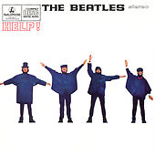 THE BEATLES - HELP! Issued 1987  Stereo