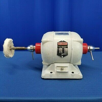 Handler Red Wing 26A Ball Bearing Dental Polishing Lathe