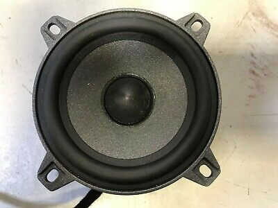 """SINGLE PIECE FOCAL 4/"""" MIDRANGE SPEAKER MID FROM 165A3 REPLACEMENT HP100-A3 NEW"""
