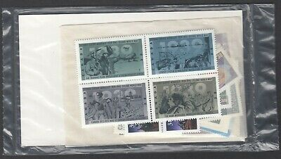 Canada Post 1989 Yearbook Stamp Pack Face Value Over $20.00 Vfnh