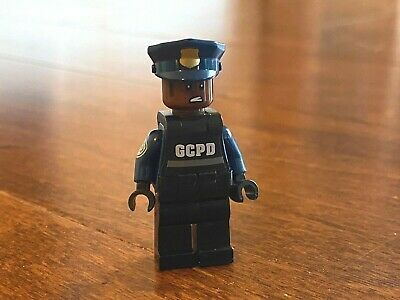 NEW LEGO GCPD Officer Male FROM SET 70912 THE LEGO BATMAN MOVIE sh347