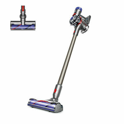 Dyson V7 Animal Cordless Vacuum | Nickel | New | with $30 eBay Gift Card