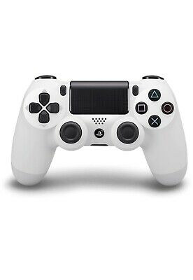 Sony PlayStation 4 Ps4 Dualshock4 Wireless Controller V2 Glacier White WEISS
