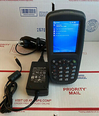 PROTOTYPE -Hand Held Honeywell Dolphin 7850 Wireless Scanner w/charger  - WORKS