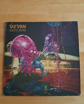 "Dzyan ""Electric Silence"" Progressive Rock LP - Great condition"