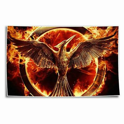 """8""""x14"""" Hunger games HD Printings on Canvas Home Decor Wall Art Pictures posters"""