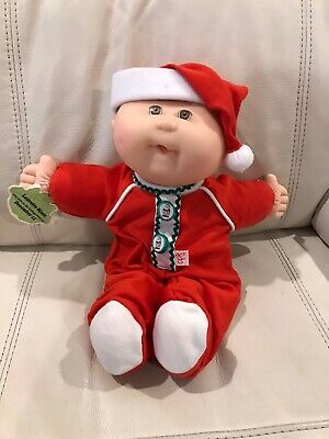 Mattel 1990s Cabbage Patch Kid Laurette Riane - Dressed For Christmas, With Tag