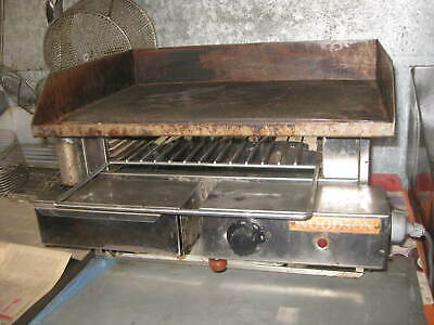 Woodson Toaster Griller w Grill Surface 15amp