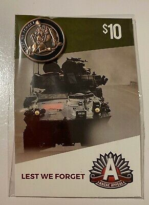 Anzac Day Badges ~ Dog and Handler ~ New & Sealed