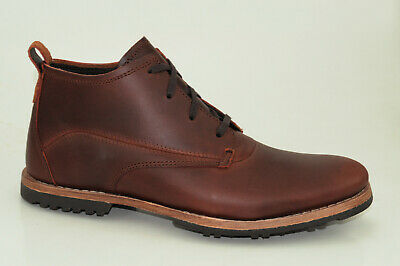 Timberland Boat Company Bardstown Chukka Boots Lace up Men Shoes A1JJS