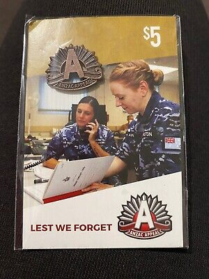 Anzac Day Badges ~ Bronze Rising Sun ~ New & Sealed