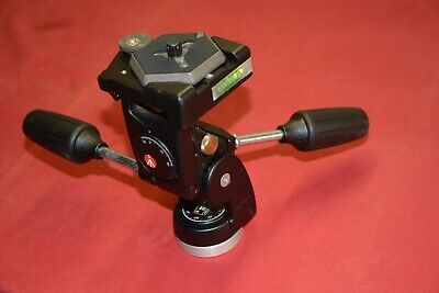 Manfrotto 029 - Three Way Pan Head - Model 29