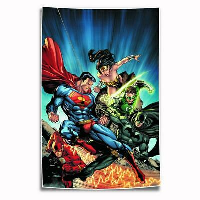 """8""""x12"""" Super hero Paints HD photo on Canvas Home Decor Wall Art Pictures posters"""
