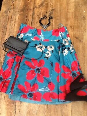 Ladies Size 18 Skirt From Monsoon