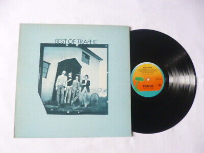 TRAFFIC ~ BEST OF ~ NrM/EX ~ ISLAND UK CLASSIC ROCK VINYL LP ~ NICE AUDIO