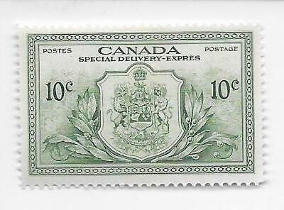 Canada Stamps Scott E11 10c Special Delivery  Express bright, MNH centered