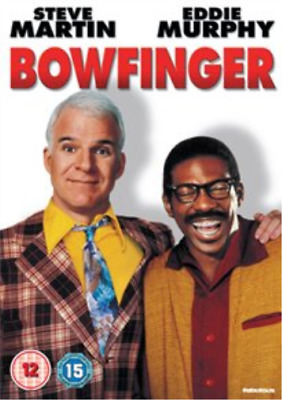 Eddie Murphy, Jamie Kennedy-Bowfinger (UK IMPORT) DVD NEW