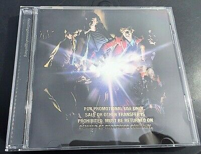 The Rolling Stones ‎– A Bigger Bang - CD Promo USA 094633006720 - MINT NEW