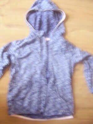 NEW girls 6-7yrs matching dance/gym zip up hoody and leggings from souluxe 2pics