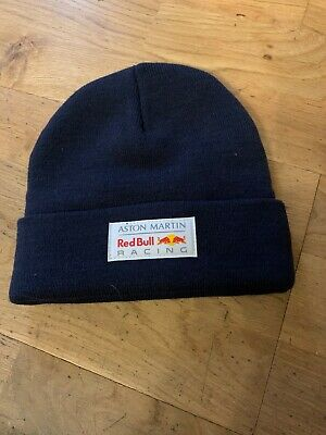Brand New With Tags F1 Aston Martin Red Bull Racing Hat OSFA Navy